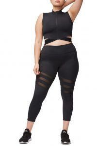 Plus Size Workout Flattering Clothes