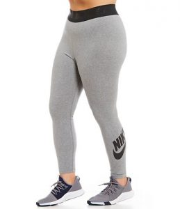 Plus Size Workout Nike Pants