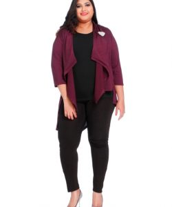Women's Plus Size Shrugs