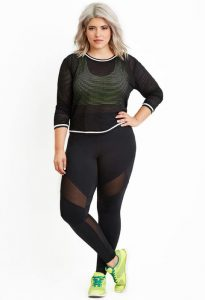Workout Clothes For Plus Size