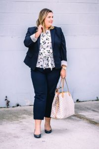 Business Casual Suit Plus Size
