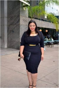 Business Wear Plus Size