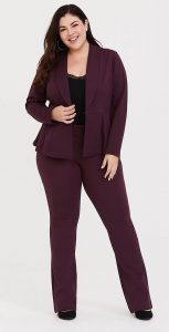 Career Clothes For Plus Size