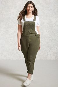 Dungarees Plus Size