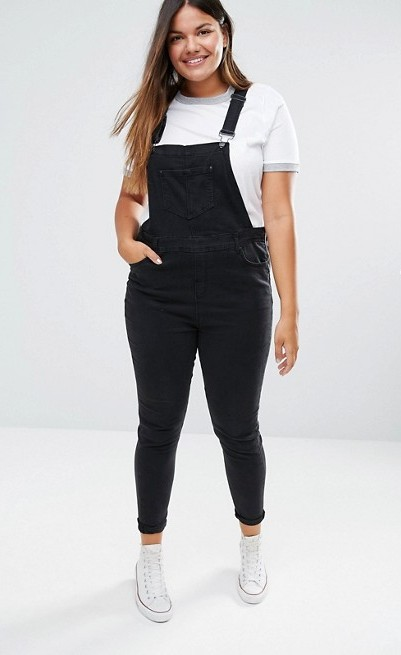 Plus Size Dungarees For Curvy Women Attire Plus Size