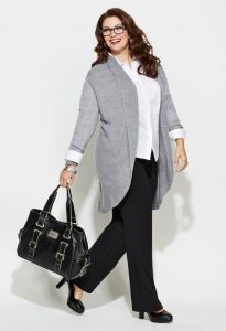 Plus Size Career Outfit