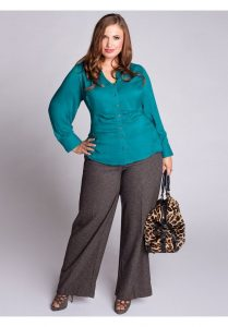 Plus Size Clothes For Office