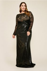 Plus Size Cocktail Gown