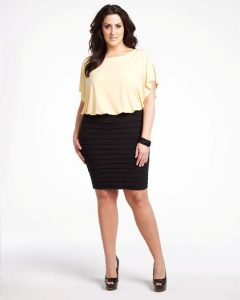 Professional Clothing For Plus Size