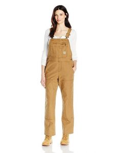 Ladies Plus Size Dungarees