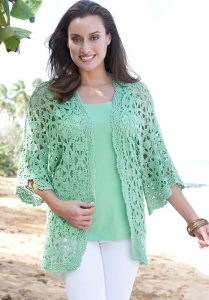 Plus Size Crochet Tunic Pattern