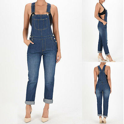 Womens Dungarees Size 20