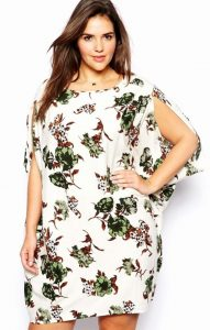 Hawaiian Print Dresses Plus Size