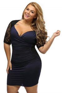 Night Out Dresses Plus Size
