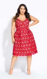 Plus Size Crochet Dress Pattern
