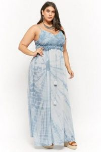 Plus Size Crochet Maxi Dresses