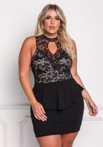 Plus Size Girls Night Out Dresses