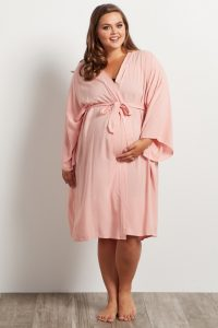 Plus Size Nursing Gowns