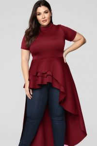Women's Plus Size Fancy Tops For Wedding