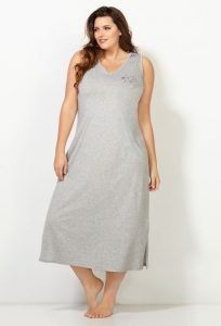 Cotton Nightgowns Plus Size