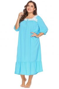 Cotton Plus Size Nightgowns