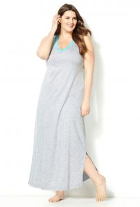 Plus Size Summer Nightgowns