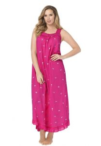 Plus Sized Cotton Nightgowns
