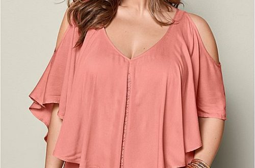 Summer Shirts Plus Size
