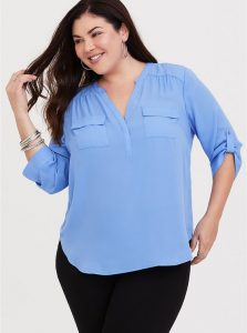 Women's Plus Size Summer Shirts
