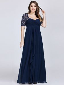 Empire Waist Formal long Dress