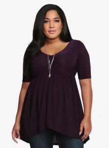 Flowy Plus Size Tops