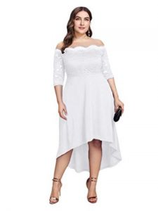 Off Shoulder Wedding Dress In 50$