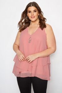Party Tops Plus Size