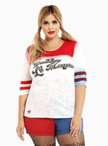 Plus Size Harley Quinn Costumes
