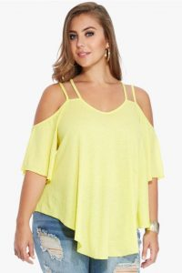 Plus Size Holiday Party Tops