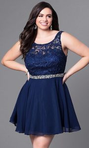 Plus Size Party Dresses In 100$
