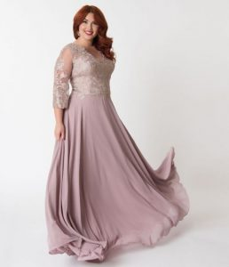 Plus Size Wedding Dresses Below 50