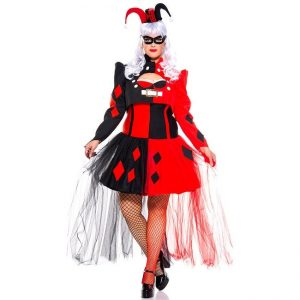 Women's Plus Size Harley Quinn Costume