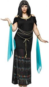 Adult Cleopatra Costume In XL