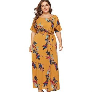 Maxi Floral Dress For Women