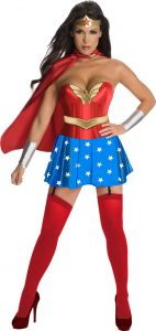 Wonder Woman Costumes In XL
