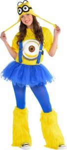 Adult Plus Size Minion Costumes
