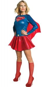 Adult Super Girl Costume