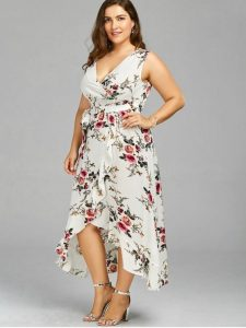 Flowy Plus Size Dresses