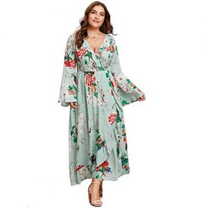Plus Size Flowy Dress