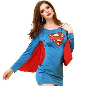 Supergirl Costume For Teenager