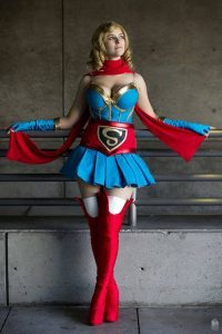 Supergirl Costume Plus Size