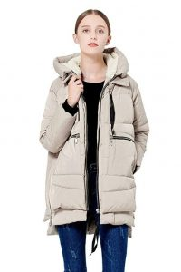 Best Down Coat for plus size