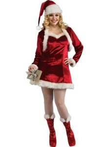 Christmas Costumes Plus Size