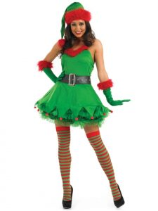 Christmas Fancy Dress Costume